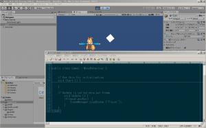 Unityで通常3DシーンからJokerScriptを使用するシーンに遷移する