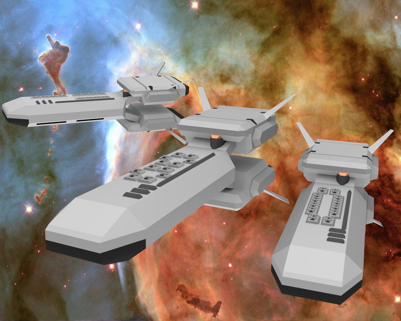 UGSF戦艦